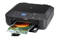 Canon PIXMA MG5660 Printer Driver