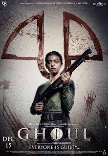 Ghoul (2018) S01 Netflix 720p Hindi Series WEB-DL