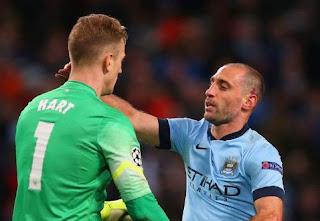 Dua Bintang Manchester City Pindah ke West Ham United