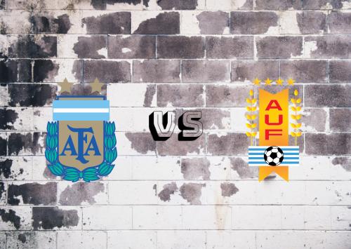 Argentina vs Uruguay  Resumen y Partido Completo