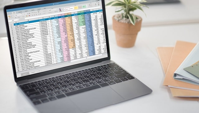 how to use excel for accounting Microsoft office spreadsheets bookkeeping taxes