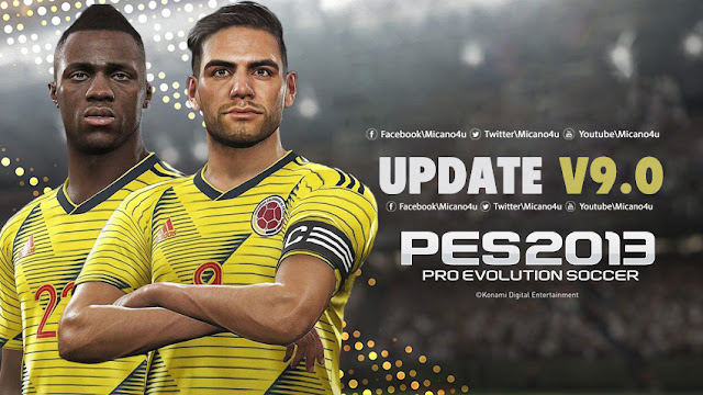 90bcee39c0d PES 2013 Next Season Patch 2019 Update v9.0 Final - Micano4u