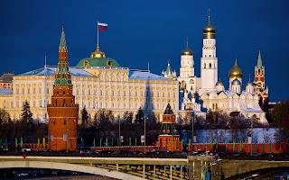 Kreml, Moskwa. Kremlin, Moscow.