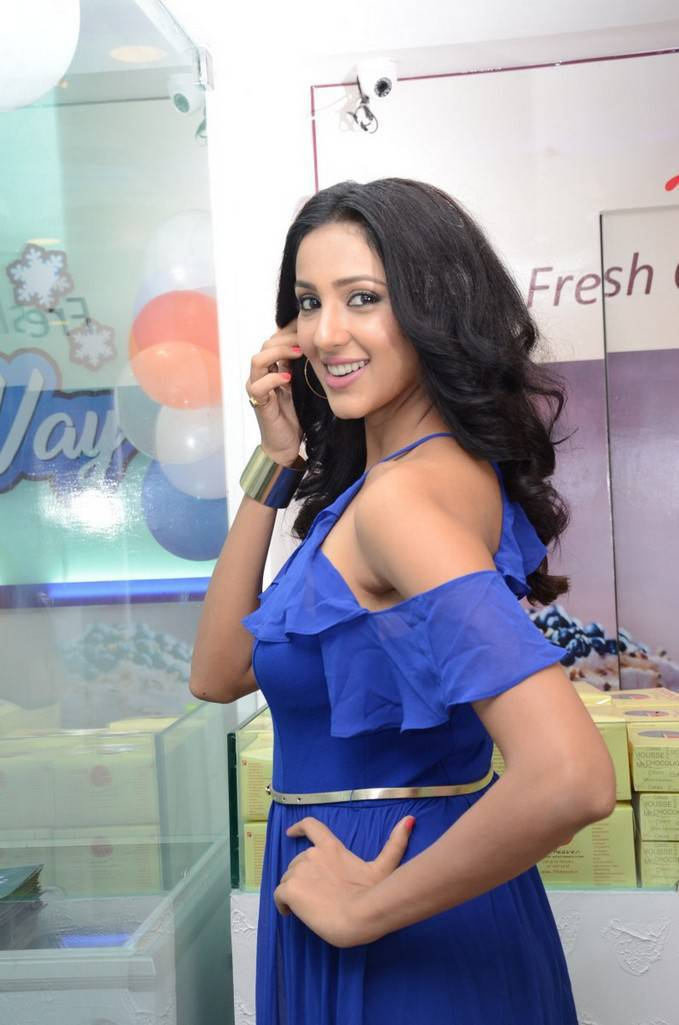 Priya Shri At 7th Heaven Restaurant Launch Gallery