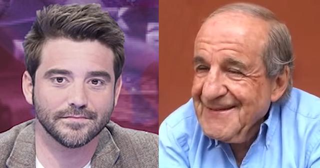 José María García deja en evidencia a Javier Negre con su opinión sobre Vox