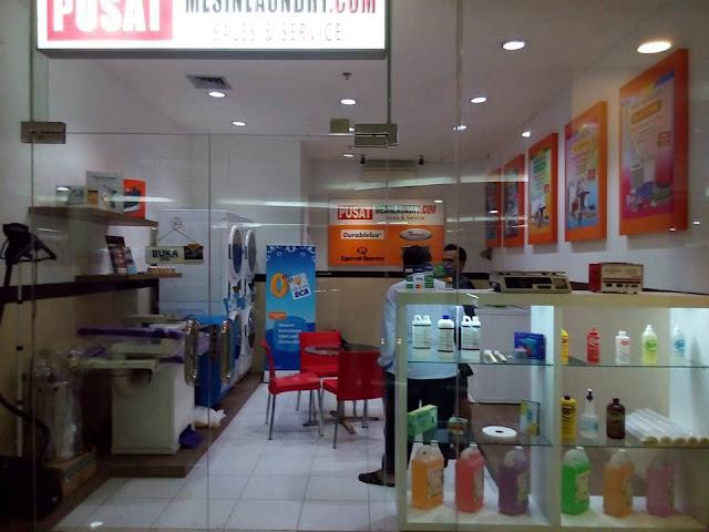 bekasi Kredit Mesin Cuci di Bekasi Timur, Selatan, Barat ,Utara disini tempatnya