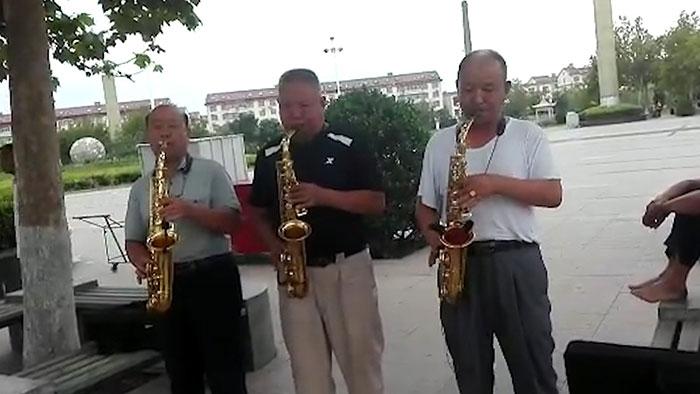 Penduduk Sidangkou China