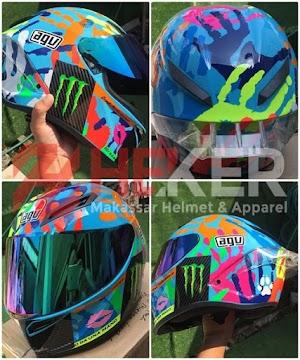 Misano Hand GPR | Helm Makassar