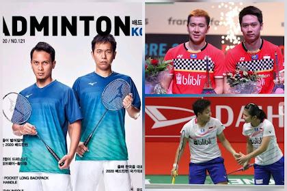 Jadwal final Indonesia Masters 2020, duel senior vs junior