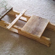 Pallet Wood Sled... in 30 minutes!