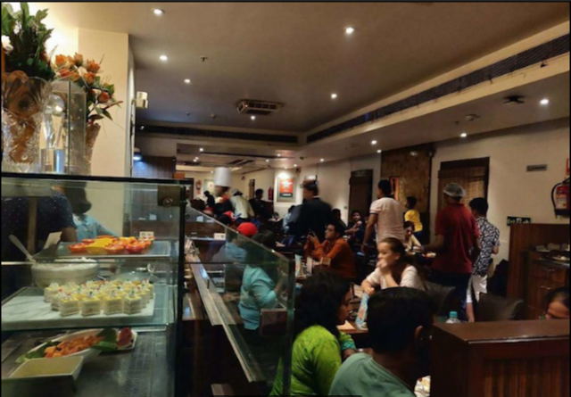 Barbeque Nation, New Delhi Review