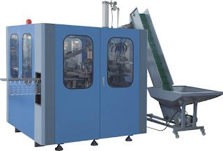 CHM-1000 AUTOMATIC STRETCH BLOW MOLDING MACHINE
