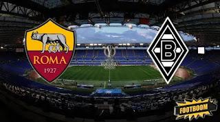 Рома - Боруссия М смотреть онлайн бесплатно 7 ноября 2019 Рома - Боруссия М прямая трансляция в 23:00 МСК.
