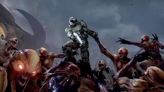 Doom PS3 Wallpaper