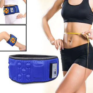 X5 Times Electric Slimming Belt Burning Fat Waist Trimmer