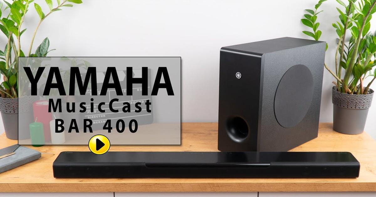 Mua Loa Yamaha Soundbar YAS-408 chính hãng, giá tốt