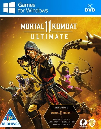 mk mortal kombat 11