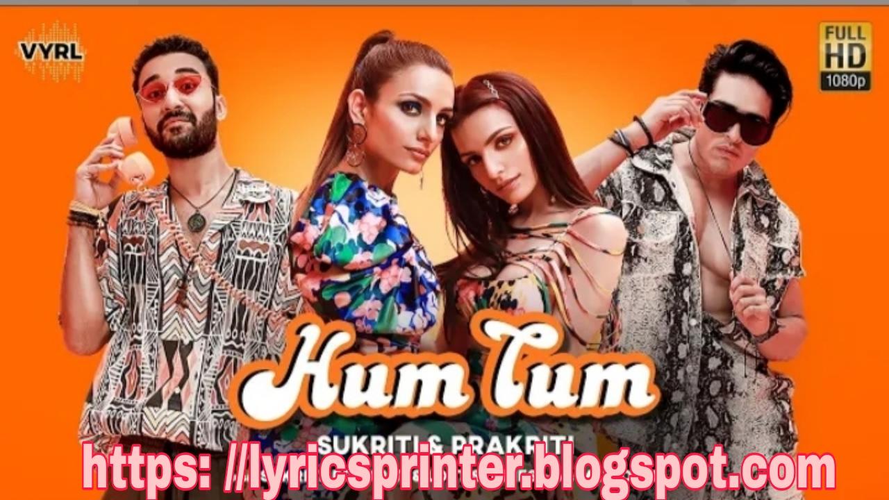 Hum tum lyrics Punjabi
