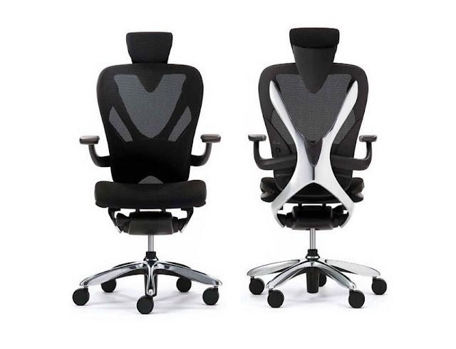 buy best ergonomic office chair for upper back pain sale