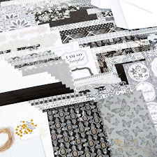A la mode foiling card kit. Includes over 30 sheets 300 gsm, gems & die cut sheets