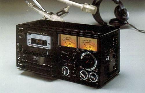cassette deck
