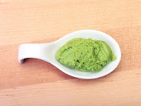 This woman was taken to the hospital after eating a lot of wasabi thought to be avocados