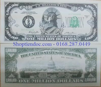 Tiền 1 Triệu USD
