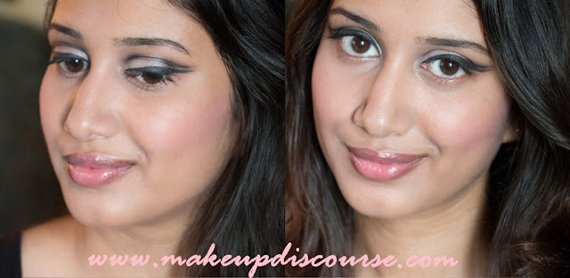 Mod Mix: 1960's Inspired Crease Cut Eyes with Minimal Makeup