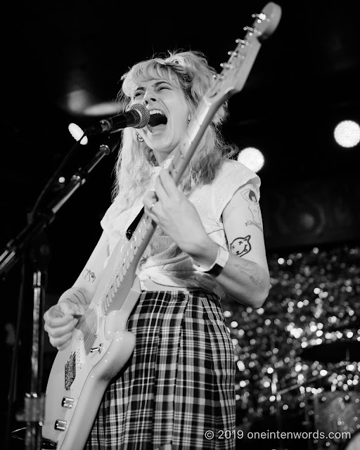 Pony at The Horseshoe Tavern on September 23, 2019 Photo by John Ordean at One In Ten Words oneintenwords.com toronto indie alternative live music blog concert photography pictures photos nikon d750 camera yyz photographer