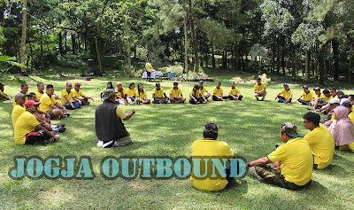 Outbound Kaliurang Half Day | Paket Outbound Kaliurang Jogja