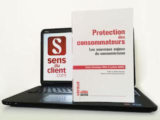 Livre consumérisme, protection des clients