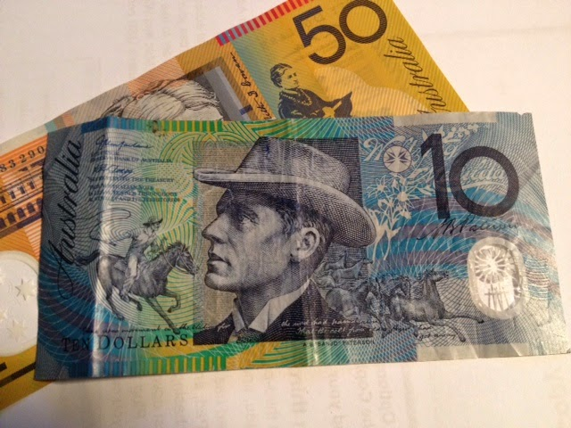 Australian Money There S This Bloke You See On Our 10 Note Now Who Is In A Hat Tie And Coat Banjo His Name Poetry Brought Him Fame