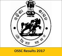OSSC Results 2017