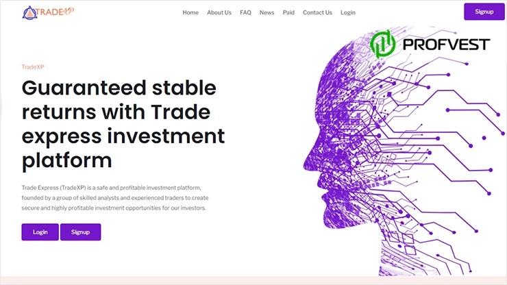 Trade Express обзор и отзывы HYIP-проекта