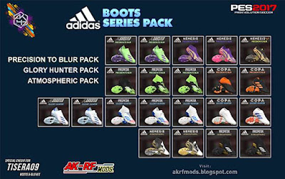 Adidas Boots Series Pack