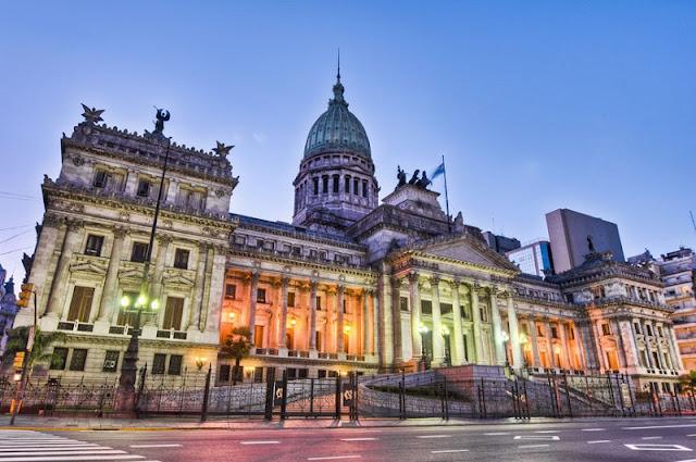 Mês de junho em Buenos Aires