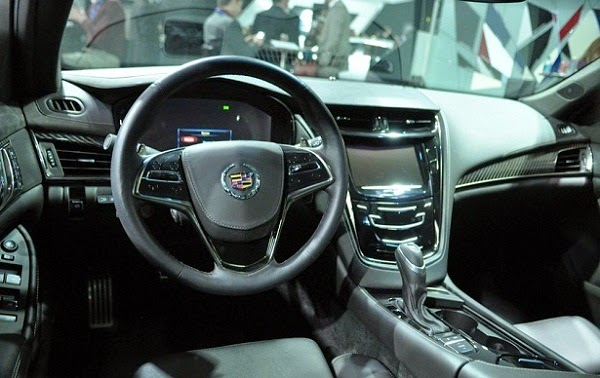 2015 Cadillac Cts Coupe Price And Release Date