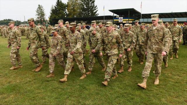 OTAN moviliza miles de soldados cerca de fronteras de Rusia