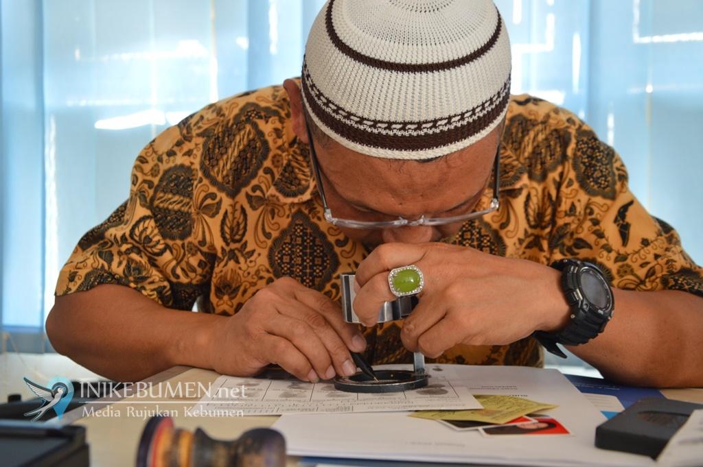 Polres Kebumen Layani SKCK Jemput Bola Khusus untuk Bakal Caleg