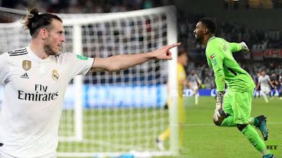 مباراة ريال مدريد ضد VS العين كاس العالم للاندية اليوم السبت 22-12-2018