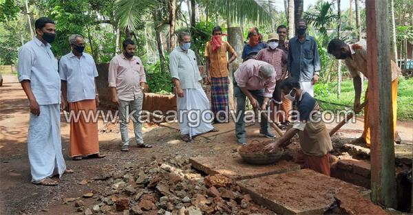 Kerala, News, Poochakkad Congress activists make protests