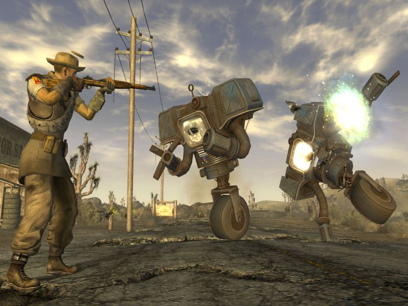 Download Fallout New Vegas Free Full Game For PC