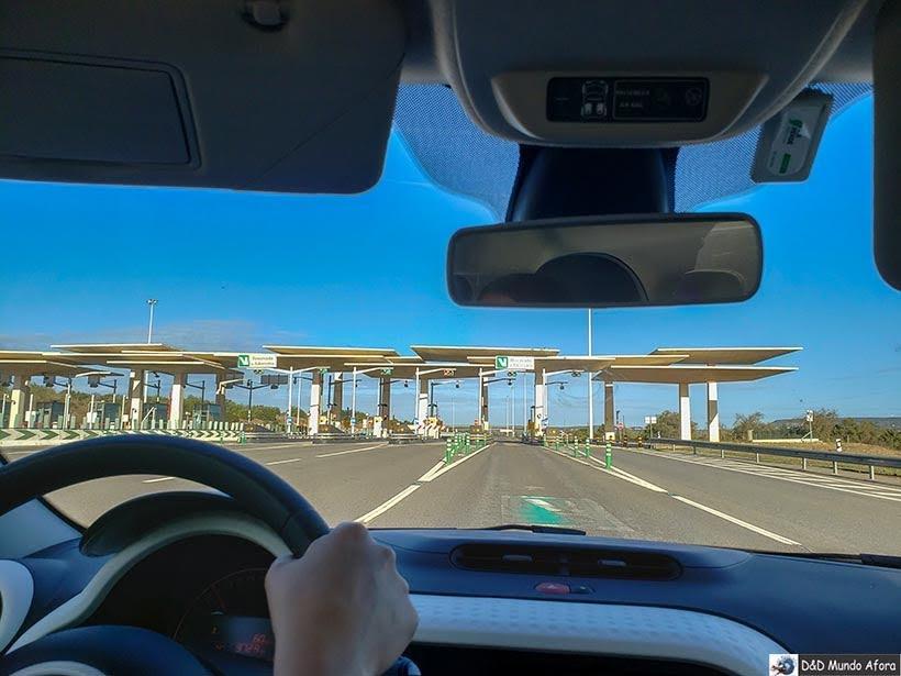 Portagem eletrônica - Dirigir em Portugal: GUIA COMPLETO para viajar de carro em Portugal