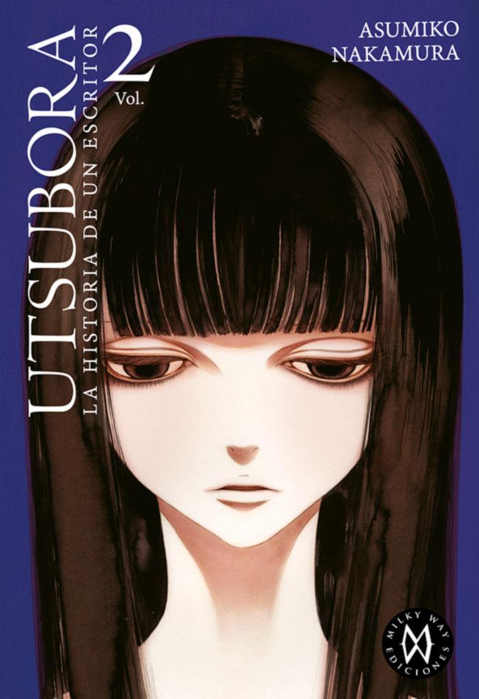Utsubora: Historia de un escritor (Asumiko Nakamura) - Milky Way Ediciones