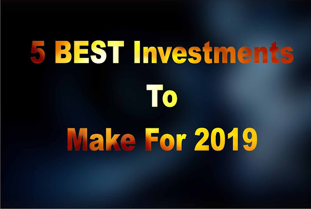 5 BEST Investments To Make In 2020
