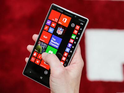 Thay màn hình Nokia Lumia bao nhiêu tiền