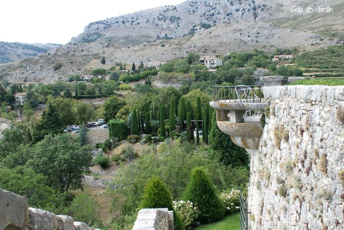 Castillo de Gourdon