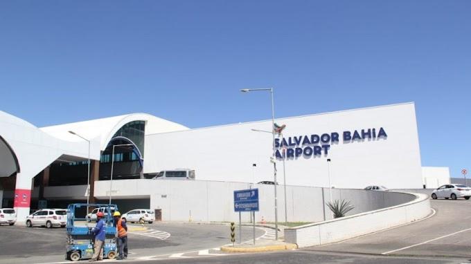 Dez voos são cancelados por problema em pista do aeroporto de Salvador