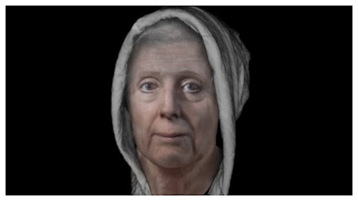Rosto de mulher condenada por bruxaria durante a inquisição é reconstruído