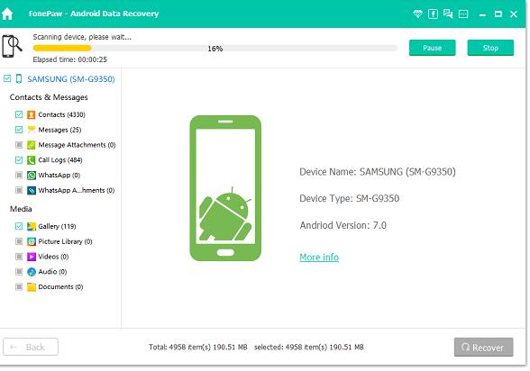 Cara Mudah Memulihkan File yang dihapus dari Android 6